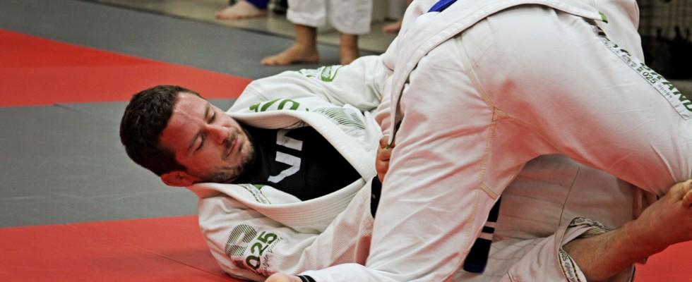 Brazilian Jiu Jitsu in Springfield