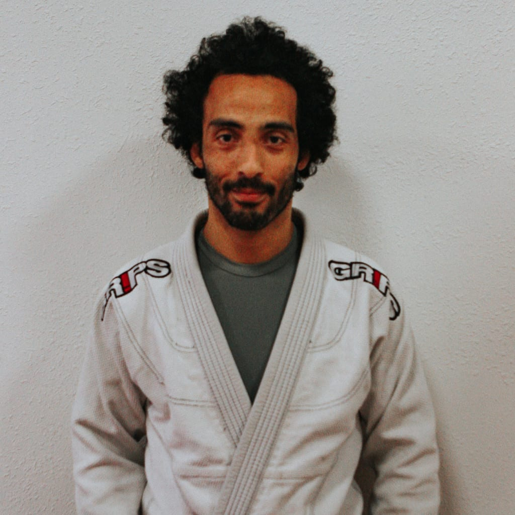 Tyrone Angolia: BJJ Instructor