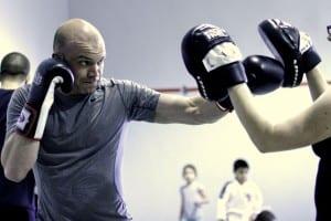 Zack Hespen Kickboxing