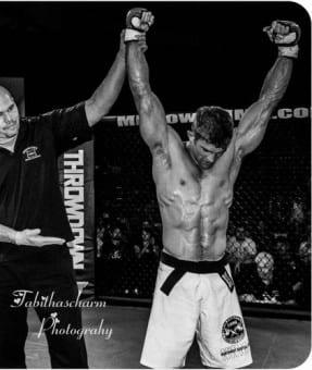 Eugene MMA team Member Brent Primus