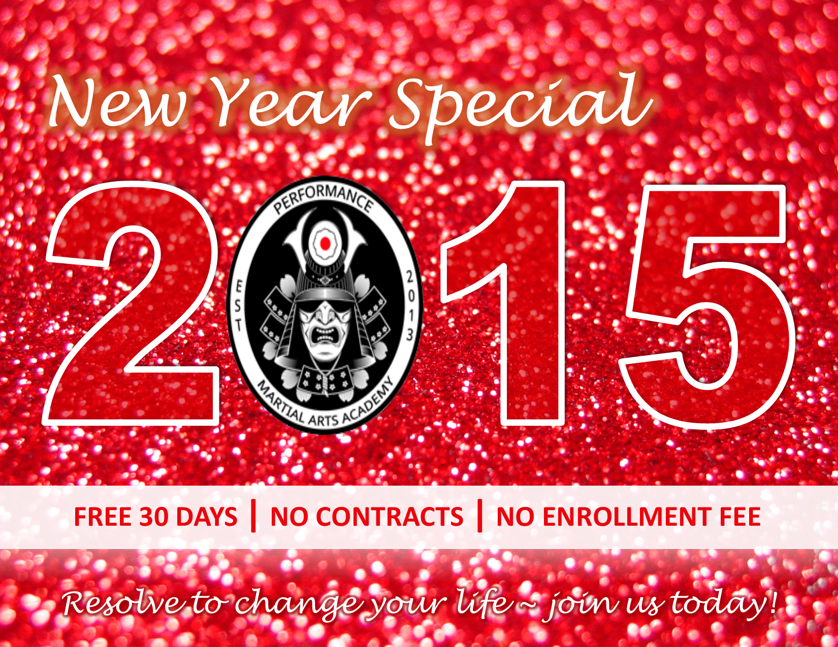 2015 New Year Special