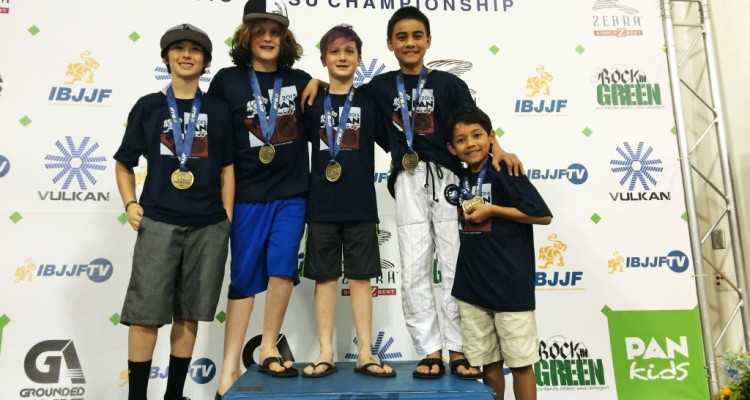 BJJ In Eugene: Youth Pan-Am Results!