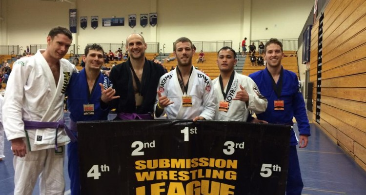 Performance Grappling Team: Subleague