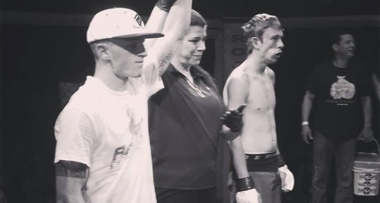 Marcus Smith Stays Perfect at Rogue Fights in Redding California