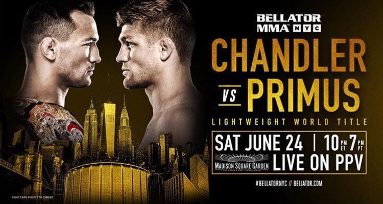 Brent Primus Fights For The Bellator World Championship
