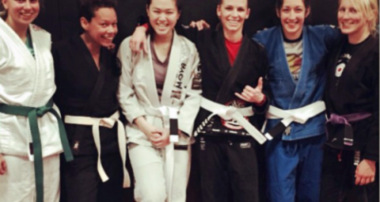 Women's BJJ Class: Saturday's at Performance Martial Arts Academy